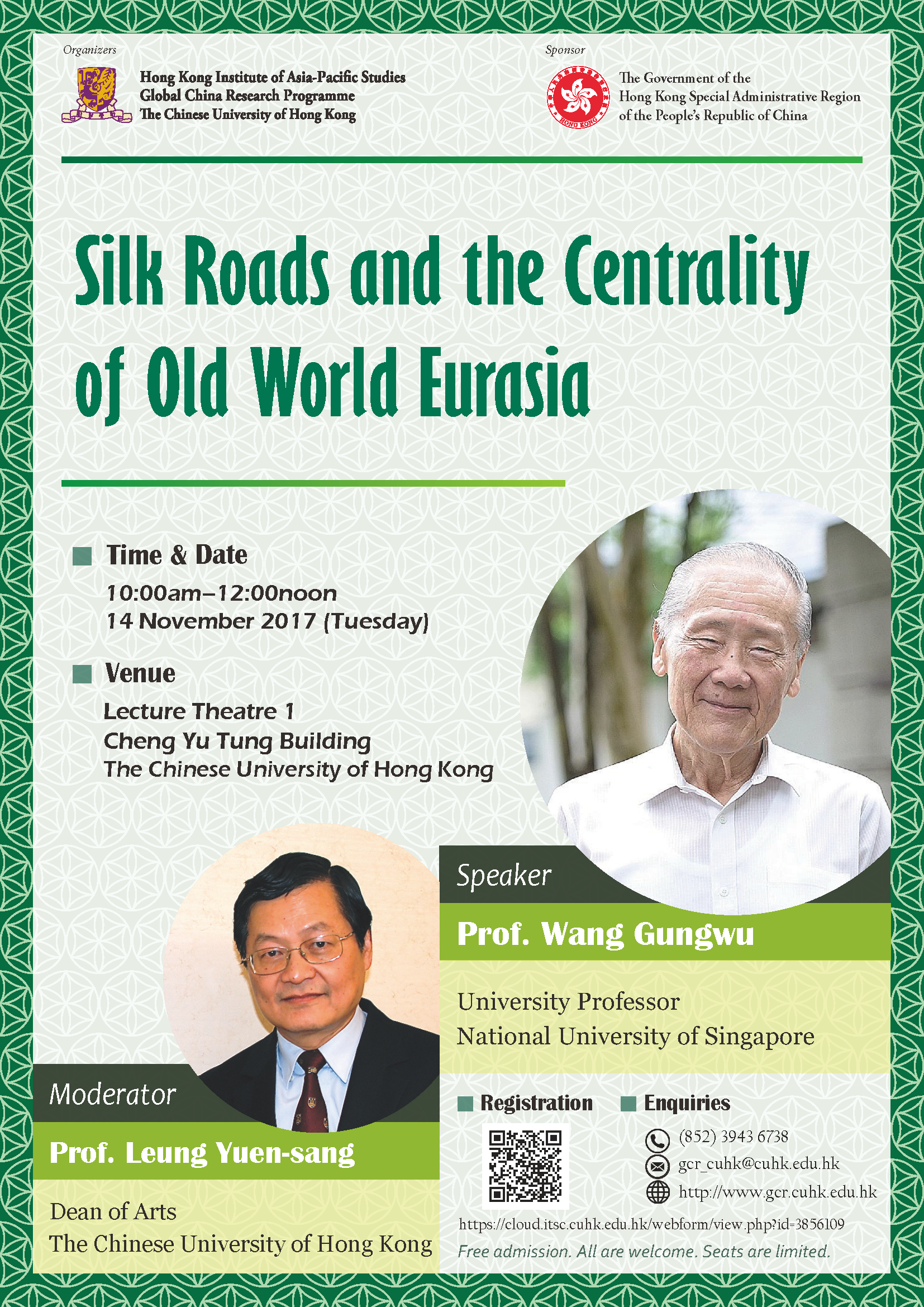 Silk Roads and the Centrality of Old World Eurasia